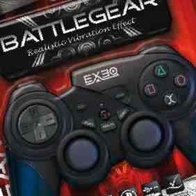Купить в Чишмах: Геймпад exeq battlegear HY-832 PC/PS2, б/у