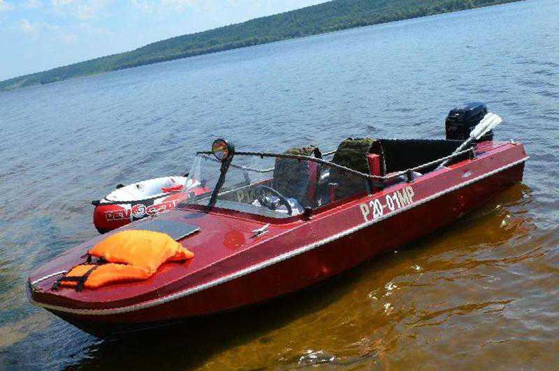 регистрация лодки обь