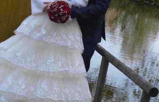 f175c3ccc188269 Купить в Костроме: Продам свадебное платье + подарки, б/у , цена ...