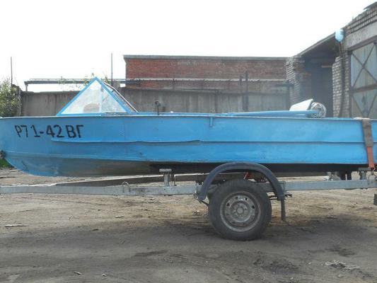 купить моторную лодку ярославка