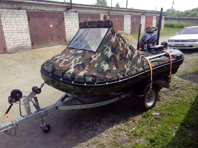 приморский край моторные лодки