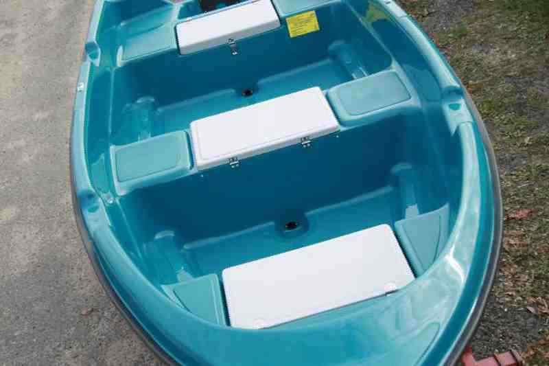 лодки континент нн