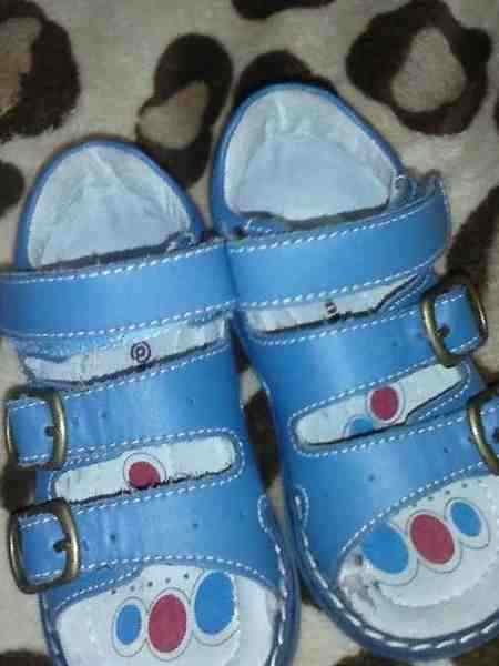 670758580 Купить в Моршанске: Продам сандали на мальчика 20 р антилопа, б/у , цена  400 рублей – объявления Моршанска