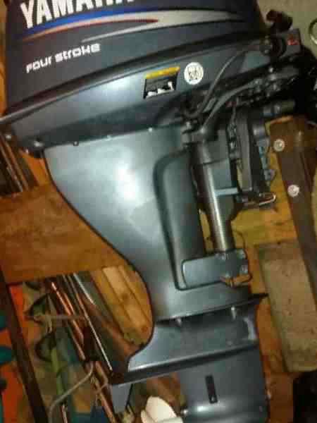 лодочный мотор ямаха 9.9 купить в перми пермь