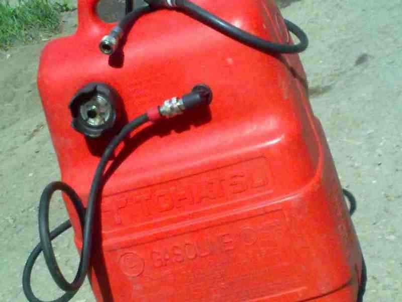 бензобак для лодочного мотора mercury купить
