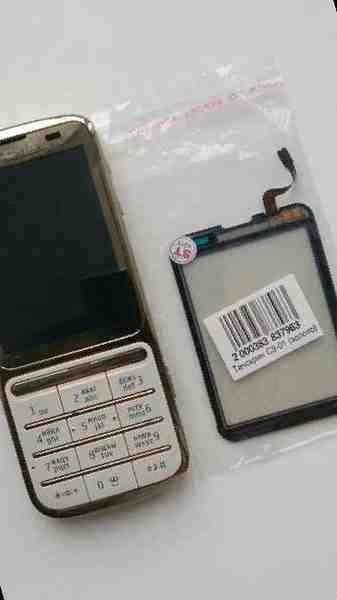 42d362a706678 Купить в Челябинске: Nokia c3-01, б/у , цена 1700 рублей – объявления  Челябинска