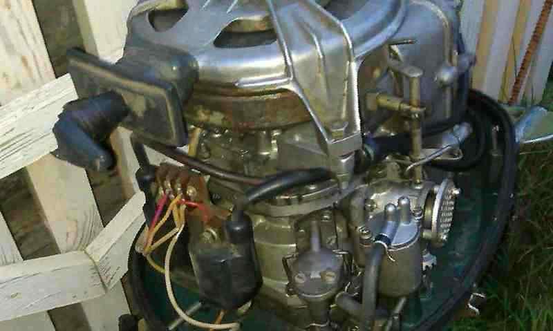 купить лодочный мотор в усинске