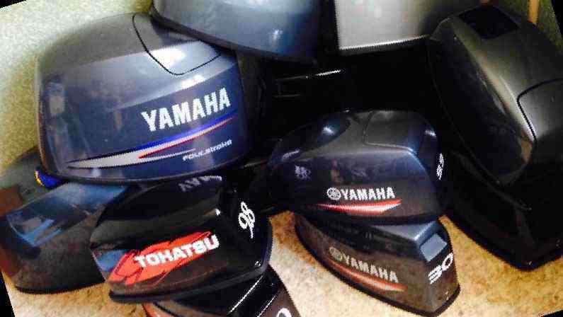 купить колпак на лодочный мотор suzuki