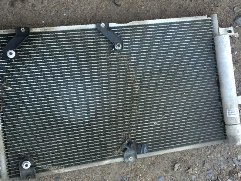 Замена радиатора кондиционера приора халла своими руками 14