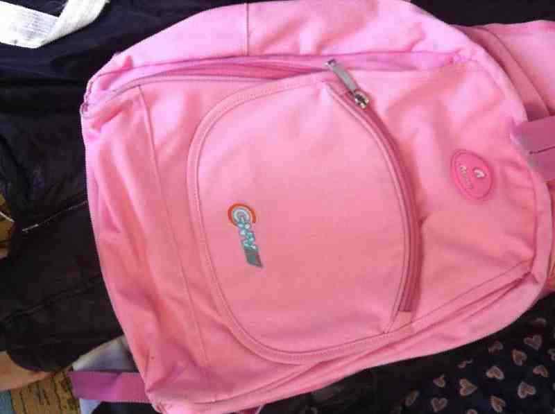 9148408880fb Купить в Майкопе: Портфель для девочки, б/у , цена 1800 рублей ...