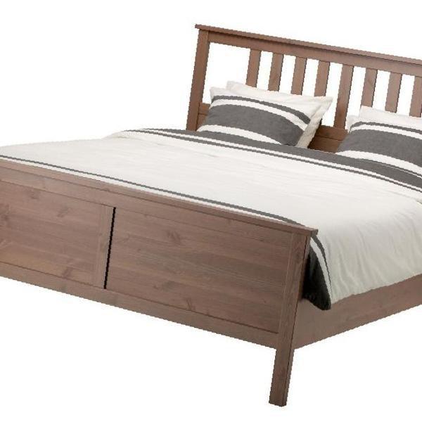 купить в махачкале кровать 2 х спальная Ikea цена 29700 рублей