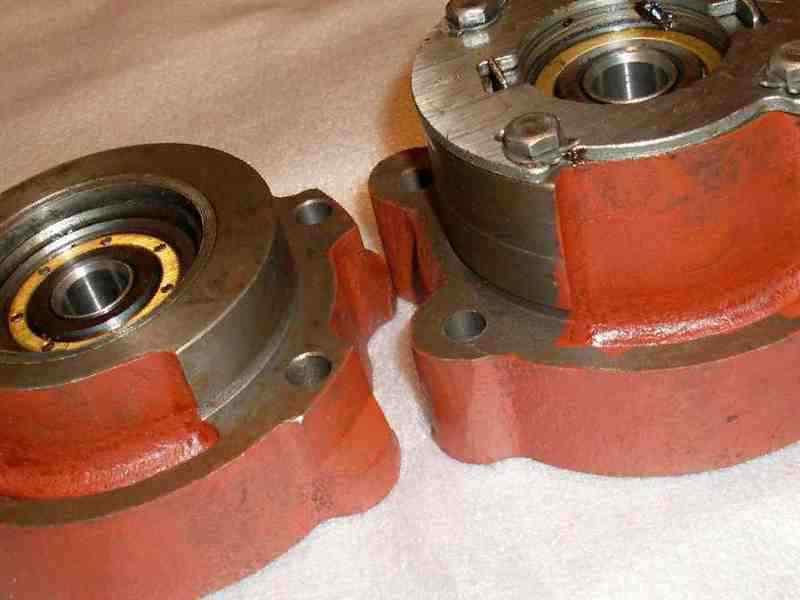 ротор лодочного мотора