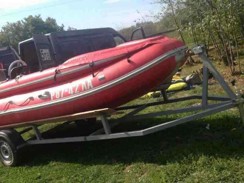 продам лодку пвх с мотором б у в с