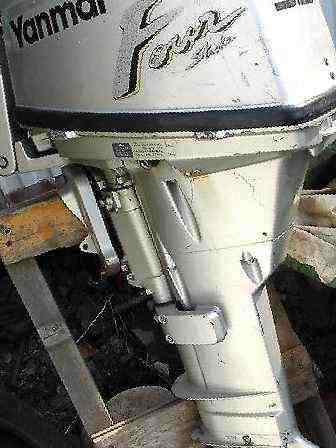лодочный мотор хонда 9.9 четырехтактный параметры