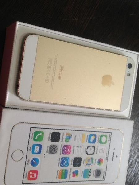 Купить в Южно-Сахалинске  Айфон 5s 16gig, бу , цена 17600 рублей –  объявления Южно-Сахалинска 1248f1b2228