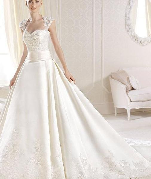 c3ca01f540ffbf0 Купить в Видяеве: Продается шикарное свадебное платье La Sposa ...