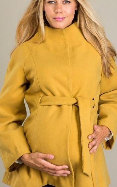 Пальто для беременных бу 100