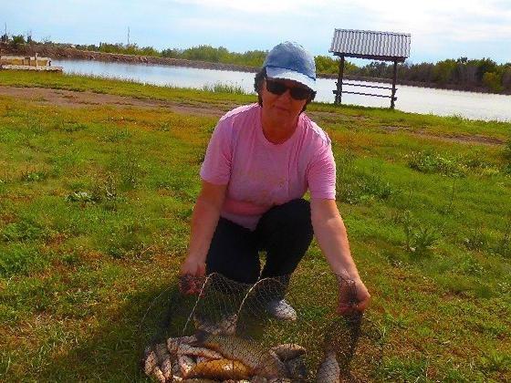 рыбалка в черноморце
