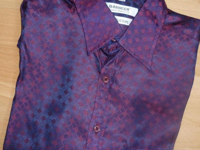 3c07672095d Купить в Усть-Куте  Стильная мужская рубашка (Италия)