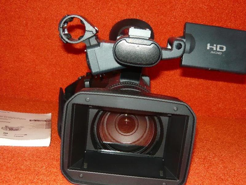 Sony hdr ax2000e цены sigma юстировка объектива - ремонт в Москве