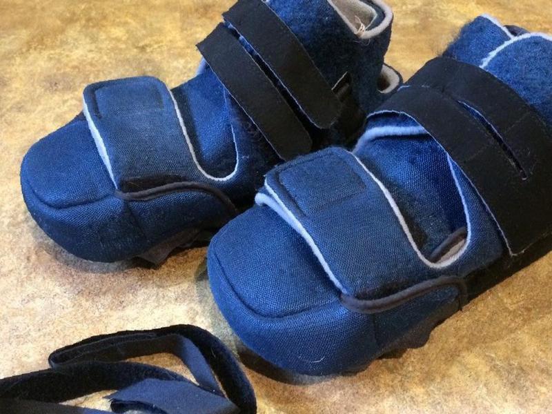 6880a9c26 Купить в Стародубе: Ортопедическая обувь Барука размер 38-40 ...