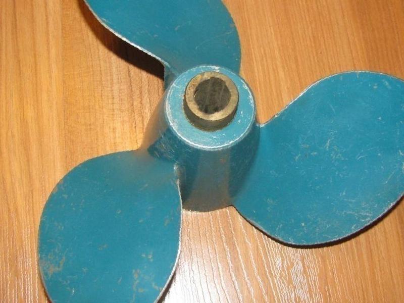 Гребные винты для мотора нептун 23