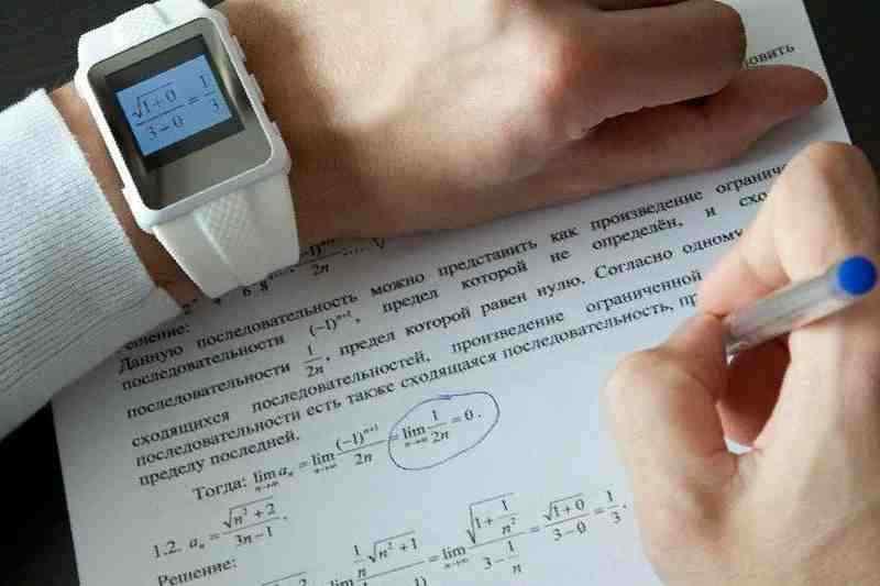 Как Можно Сделать Часы Шпаргалки