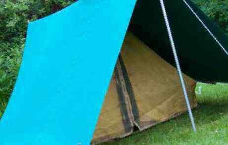 Палатки польские туристические