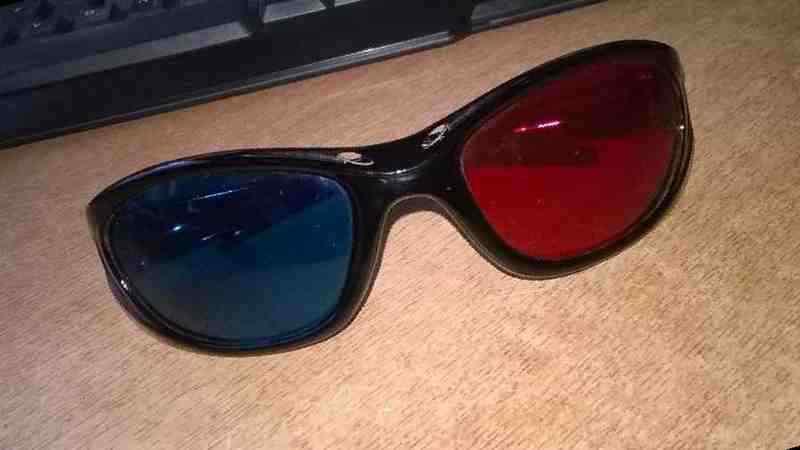 Купить в Находке  Продам 3D Очки(Анаглиф) 9c1a0d1415812