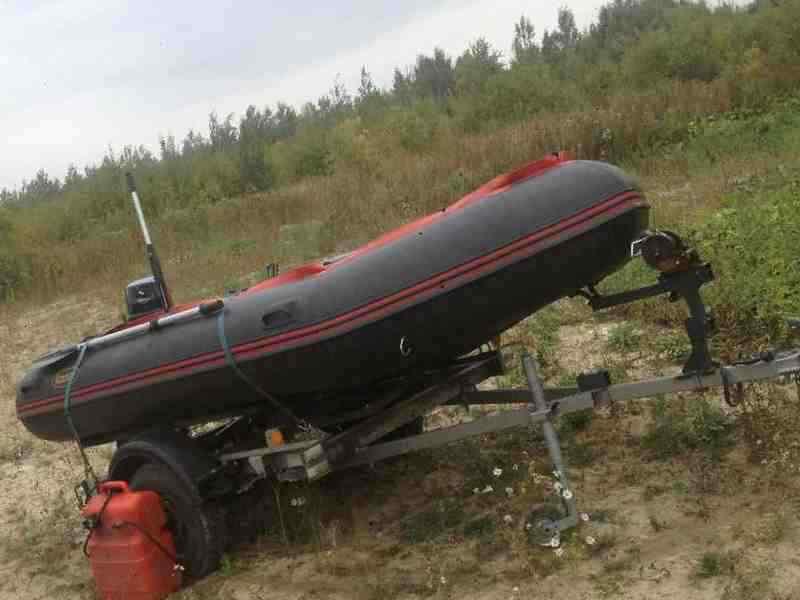 лодки питер прицепы для лодок