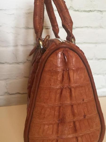 7ff86b1156f0 Купить в Находке: Сумка из крокодильей кожи , цена 9350 рублей ...