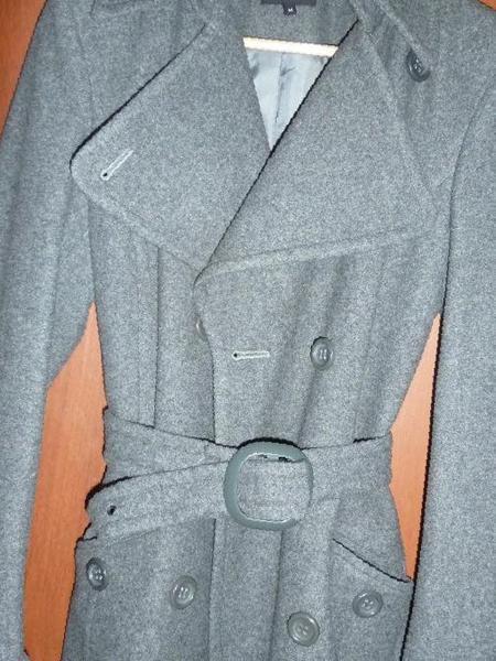 50a790f1101e Купить в Камышлове  Пальто демисезонное, новое