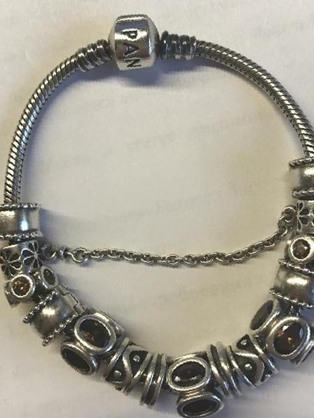 купить в муезерском браслет пандора Pandora шармы разделители