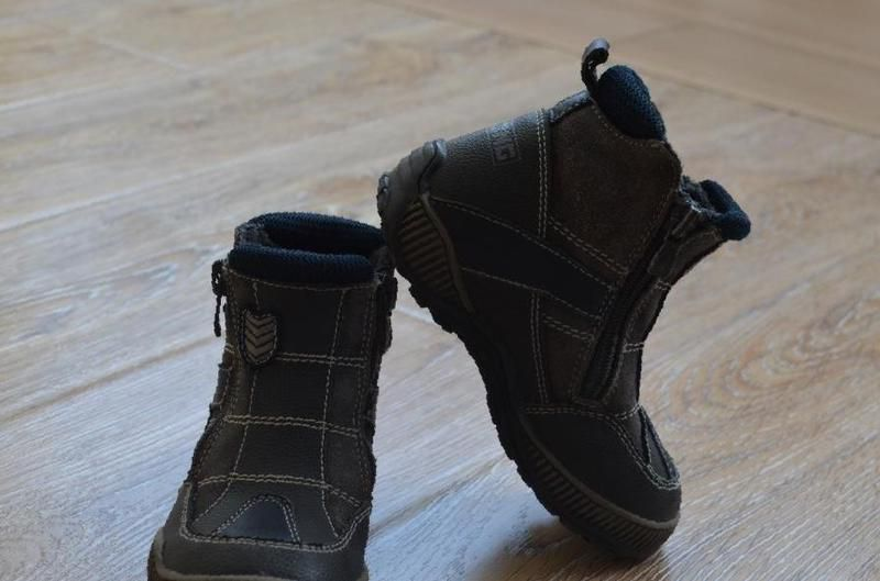 c11102e9d Купить в Сергаче: Ботинки демисезонные Капика размер 26 , цена 770 рублей –  объявления Сергача