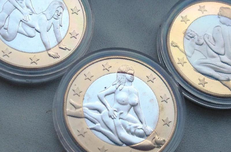 Альбом для монет 6 секс евро